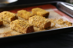 curry tofu