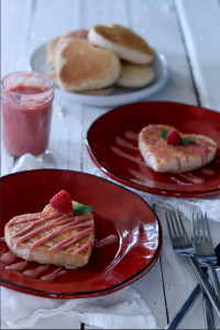 strawberry cream syrup